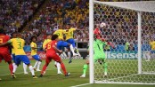 Brazil knocked out, Belgium fly to semis