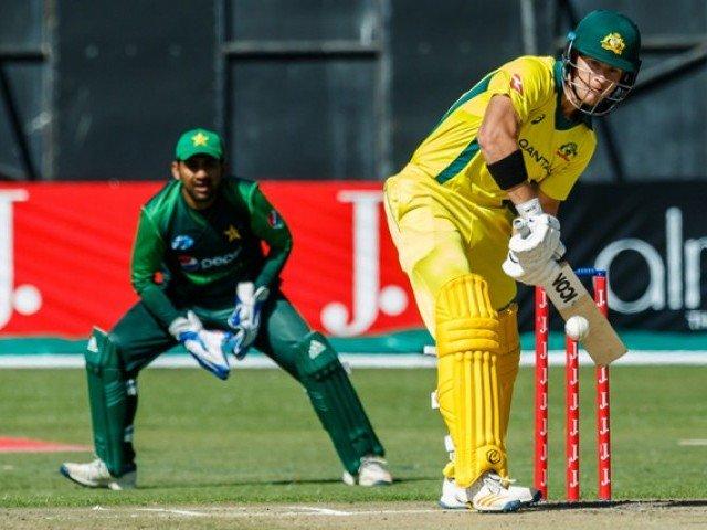 Australia set Pakistan 184-run target for Pakistan