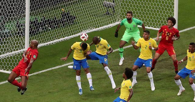 Brazil's Fernandinho target of racist insults after World Cup own goal