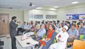 Seminar on 'Brain Engineering' held at BUFT