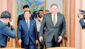 Talks on N Korea's denuclearisation very productive: Pompeo