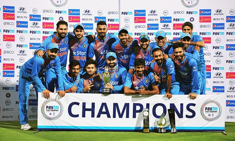 India beats England in 3rd T20, wins series 2-1