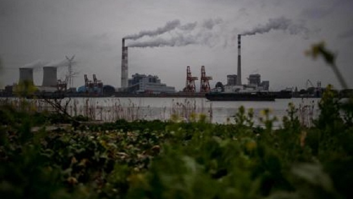 Report accuses China firms over ozone-depleting gas