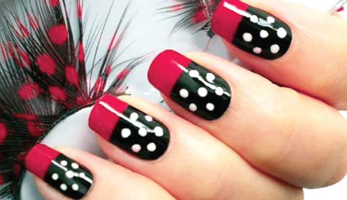 For Strong, Pretty Nails