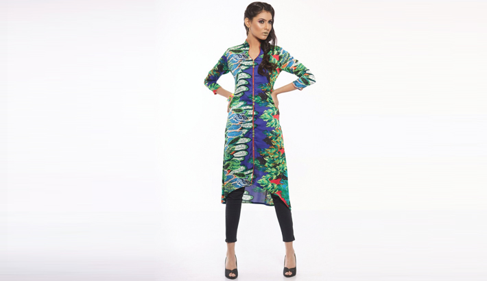 Exclusive Women's Kurtis Available At 'Demand'