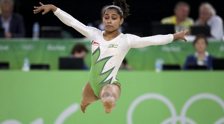 Modi lauds Indian gymnast for first gold in world event