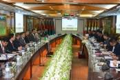 Bangladesh-Myanmar border talks begin in Dhaka