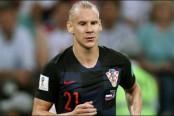Croatia's Vida escapes ban over pro-Ukraine celebration
