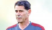Fernando Hierro leaves Spain job