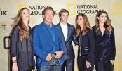 Schwarzenegger still married  7 years after filing for divorce