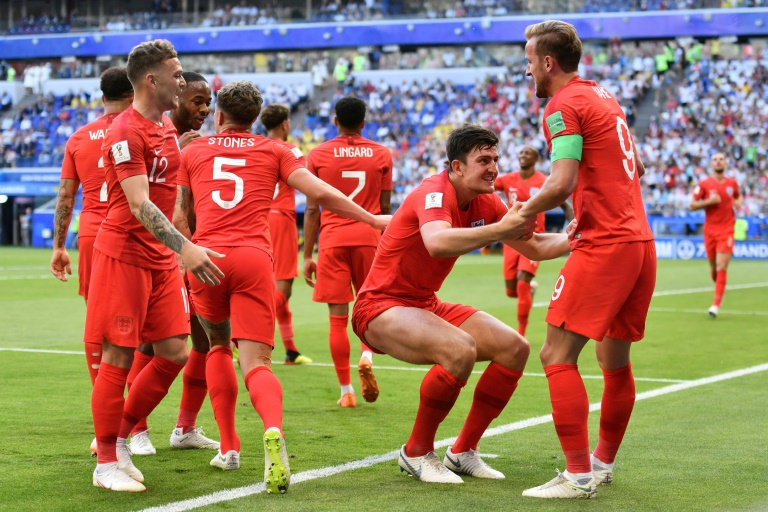 'It really is coming home': Football fever sweeping England