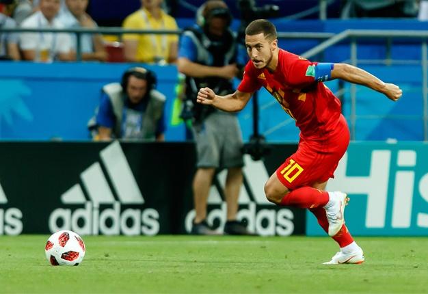 Eden Hazard's Belgium block France path as neighbours clash in World Cup semi