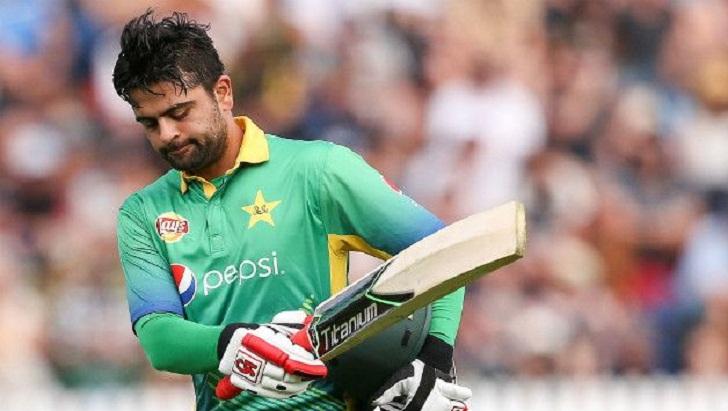 Cricket: Pakistan's Shehzad faces ban on failed drug test
