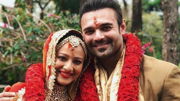 Mithun Chakraborty's son Mimoh gets married after taking bail