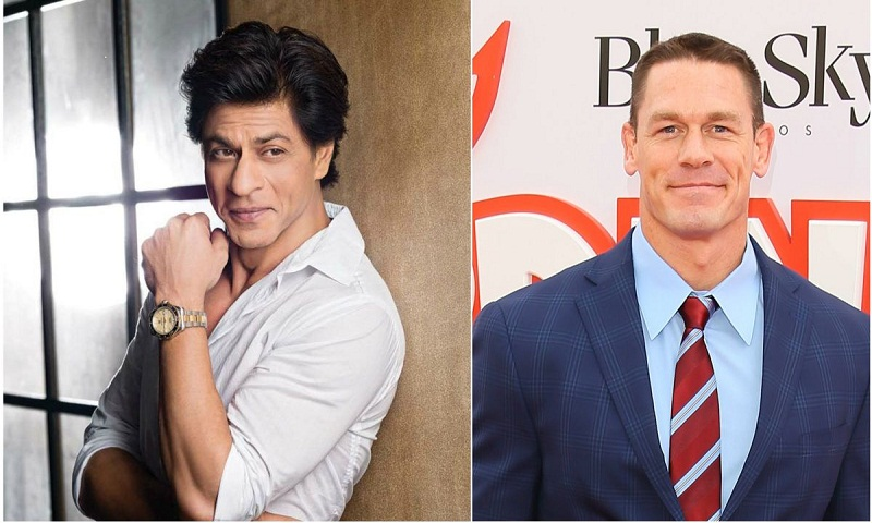 Important to inspire kids who look at you as hero: SRK to Cena