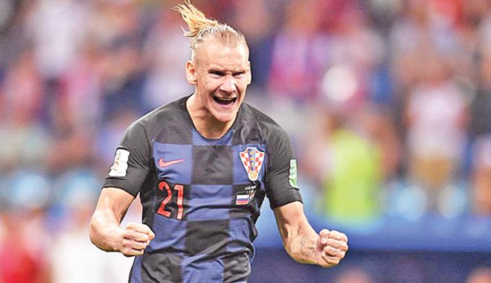 Croatia's Vida escapes ban