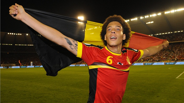 Red Devils' World Cup march unites divided Belgium