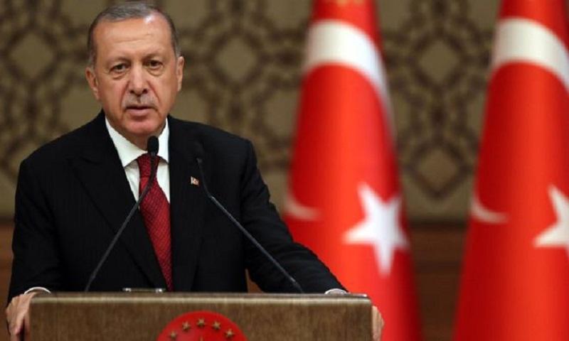 Turkey's Erdogan appoints son-in-law as finance minister