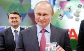 Putin to attend World Cup final match