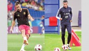 France-Belgium battle  tonight for the final