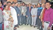 Jatiya Party leaders