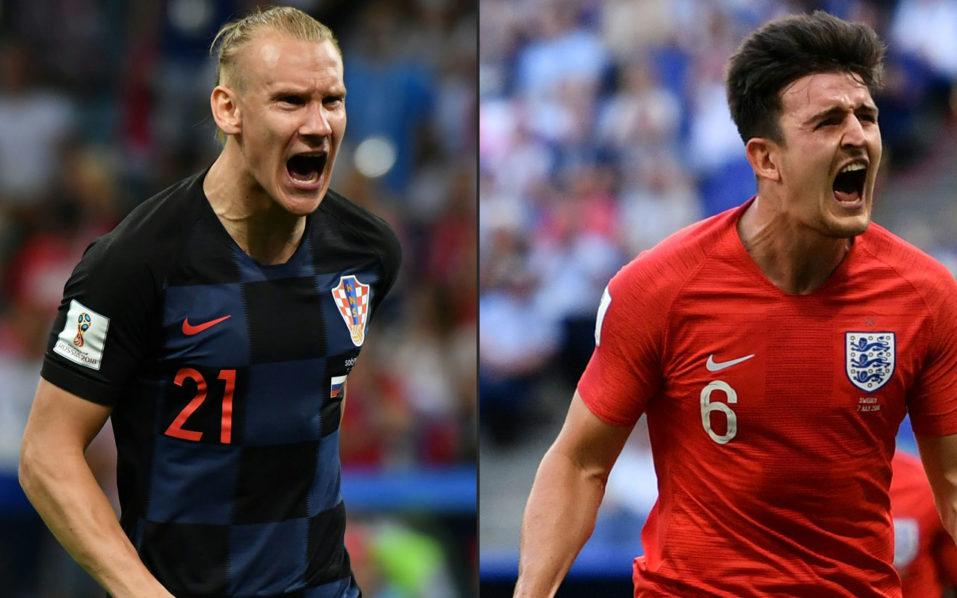 England v Croatia: Three key battles in World Cup semi-final