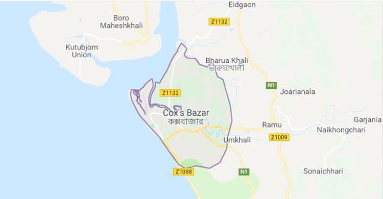 Two killed in Cox's Bazar road crash