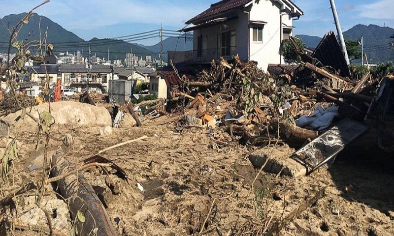 Japan-flood: Death toll climbs to 176