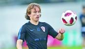 Croatia look to Modric to carry them through