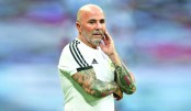 Sampaoli's Argentina future on hold for now