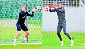 Croatia vs England: Key head-to-head battles