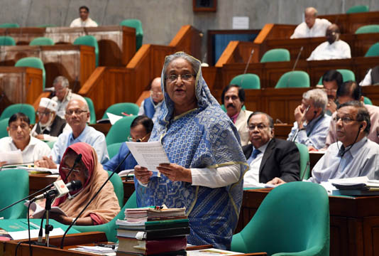 Prime Minister for continuation of government for women empowerment