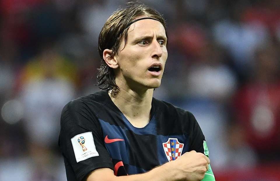 They should be more humble, Modric hits back at English media