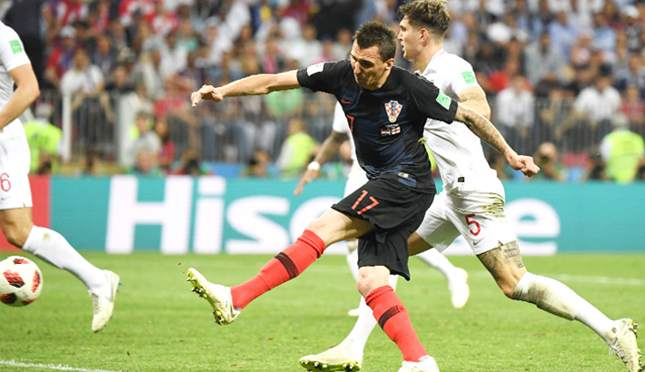 Croatia into final for first time