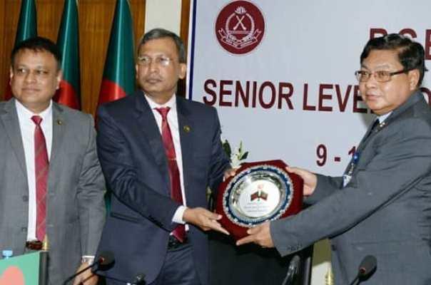 Bangladesh-Myanmar border talks end with promise of better border management