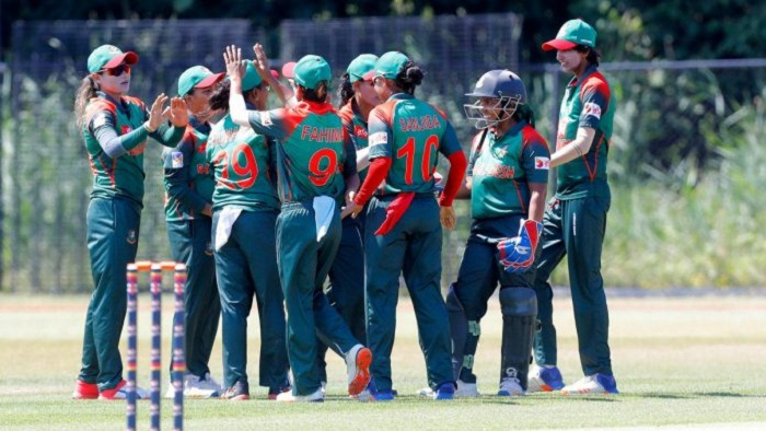 Bangladesh women to face Scotland in semis Thursday