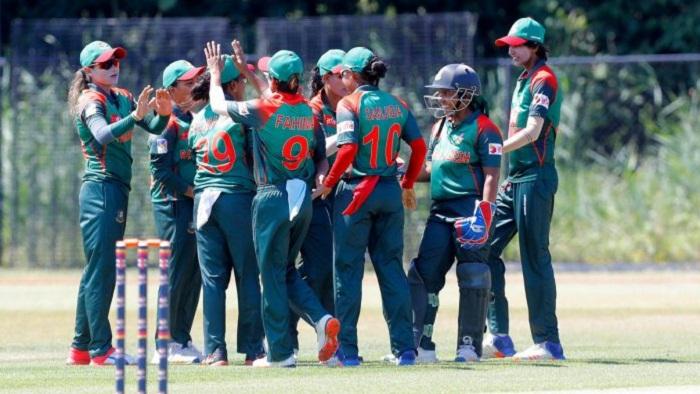 Bangladesh women to face Scotland in semis Thursday