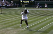 Wimbledon glance: Williams to face Goerges in semifinals