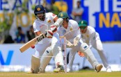 Sri Lanka 287 all out; Steyn closer to record