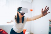 VR therapy helps ease fear of heights: Study