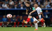 Croatia to face France in World Cup final