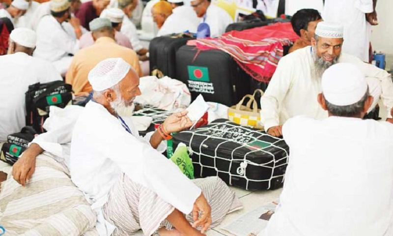 Hajj flight starts from Saturday