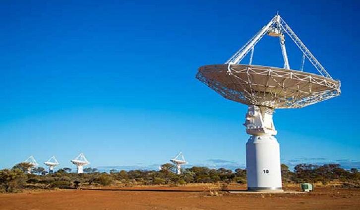 South Africa unveils super radio telescope