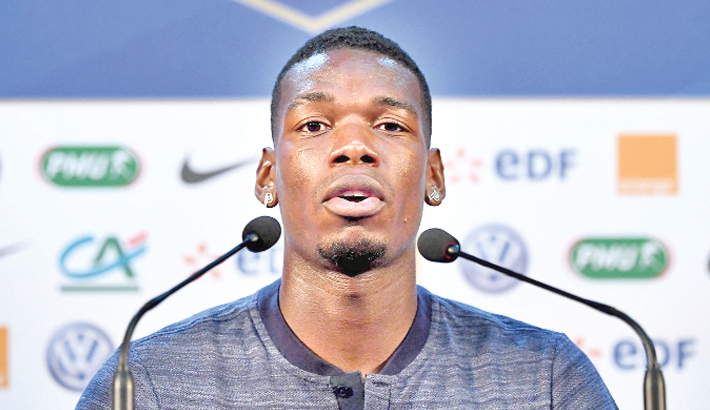 France out to rectify Euro 2016 mistakes in WC final: Pogba