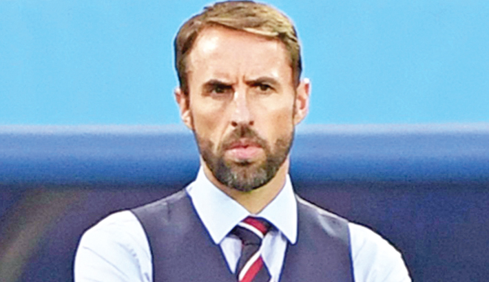'We left everything out there', says Southgate