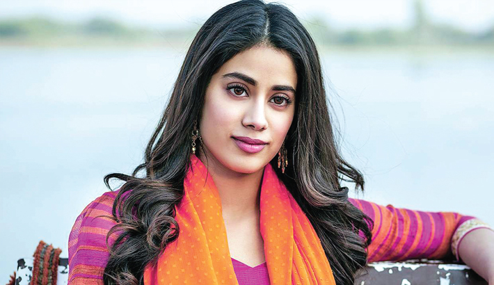 My work gave me the strength to keep going: Janhvi