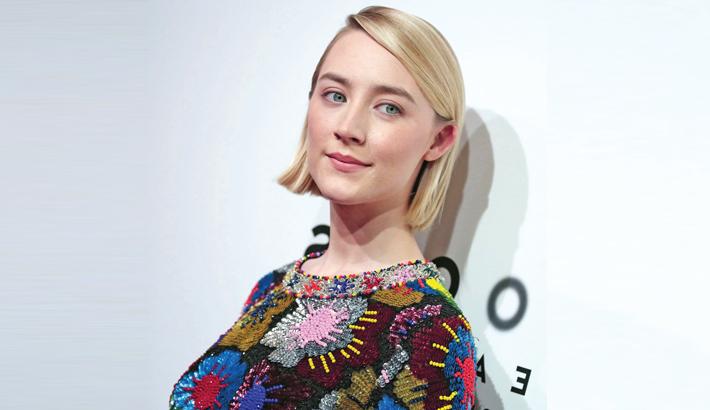 Saoirse Ronan doesn't feel famous