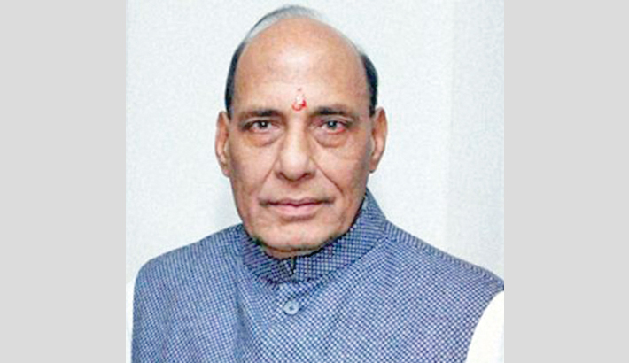 Indian home minister due today