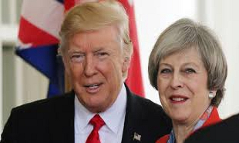 Brexit plan 'will probably kill' US trade deal: Trump