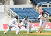 2nd Test: Windies 295/4 dominate day-1 against Bangladesh
